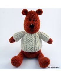 Aran Teddy Bear Pattern