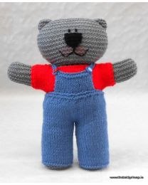 Wooly Crew Billy Bear pattern