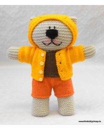 Wooly Crew Buddy Bear pattern