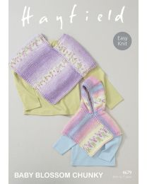 Hayfield Baby Blossom Chunky 4679