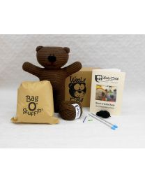 Brown Teddy Bear Kit