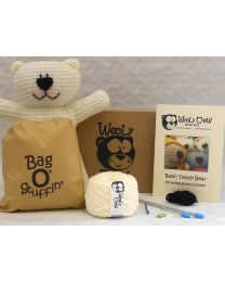 Cream Teddy Bear Kit