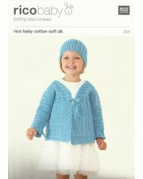 Rico Baby Cotton soft dk 245